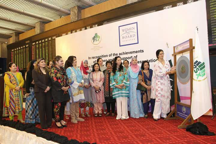 Women on Board and Award Winners